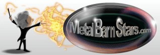 MetalBarnStars.com Heavy Duty Metal Barn Stars